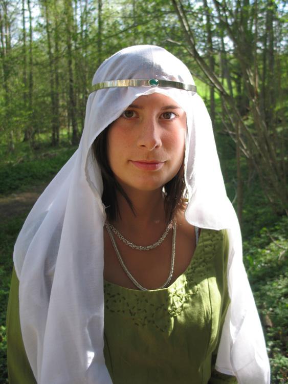 medieval veil | Katafalk - Cathrin Åhlén